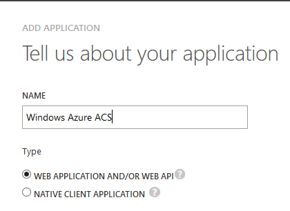 add-acs-application